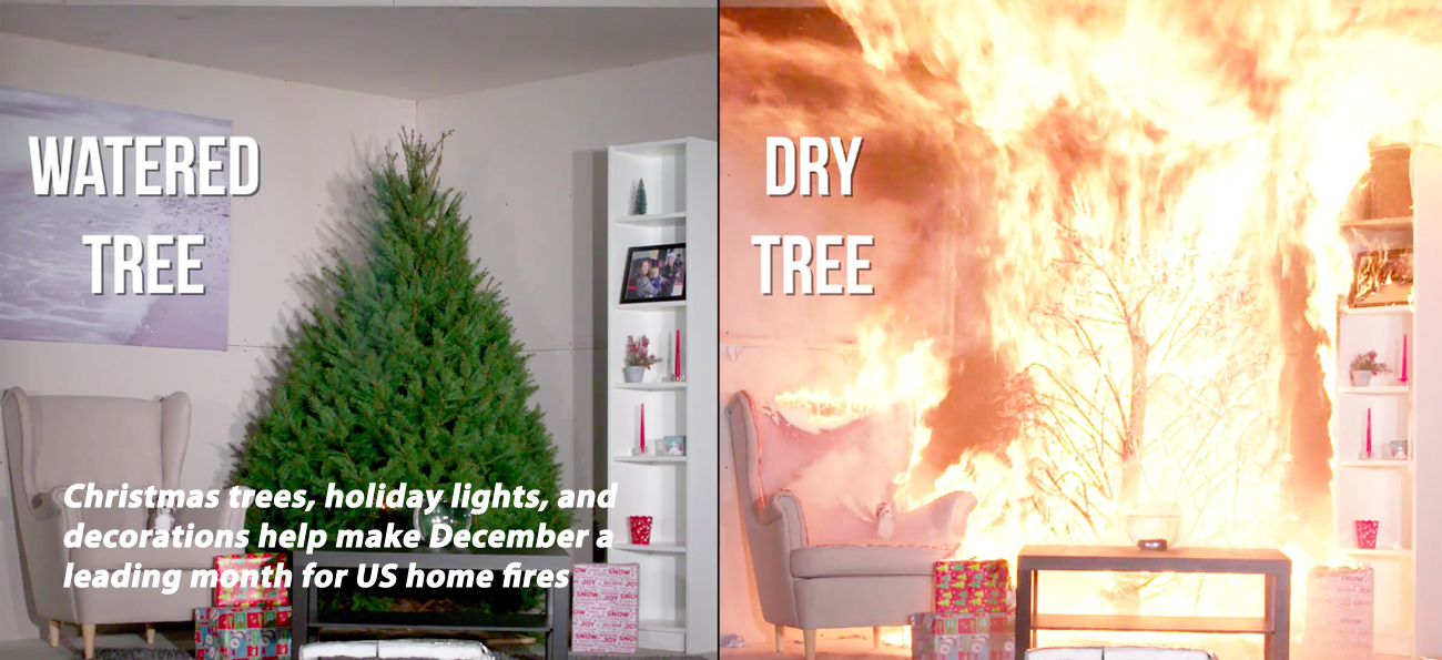 Enjoy The Holiday Season With Fire Safety In Mind The Lake News